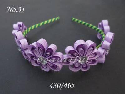 20PCS Hair Accessories Animal Print Children Headband snowflakes Garland Hair Bows Free Shipping