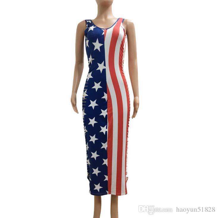 Mulheres verão sexy bodycon dress manga longa evening party bandage vestidos frutas impresso clube dress