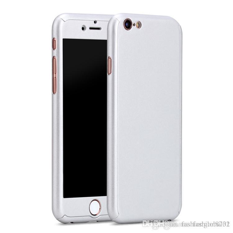 iphone 7 plus 360 case white