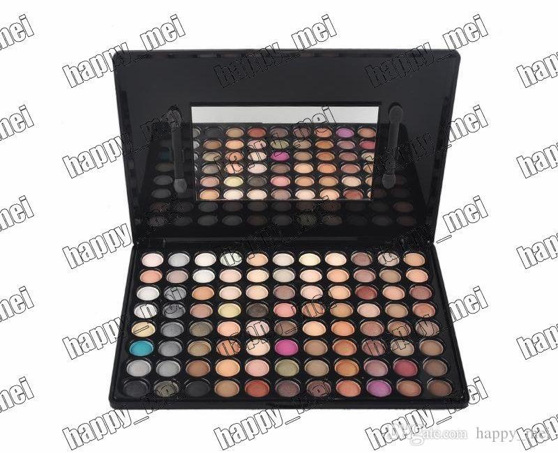 Fábrica directa DHL envío gratis nuevo maquillaje profesional ojos no logo es Paleta de sombras de ojos! es