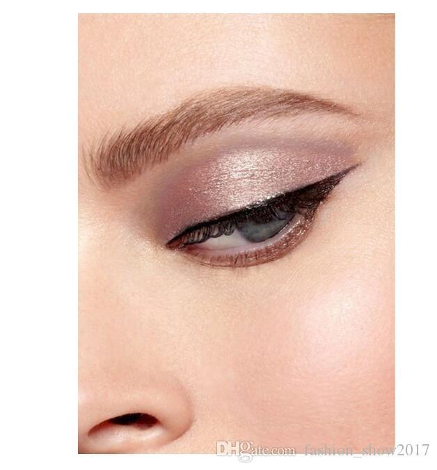 6 Renkler Stila Göz İçin Elegance Makyaj Sınırlı Sıvı Göz Farı Seti Kozmetik Toprak rengi Göz Farı Makyaj seti