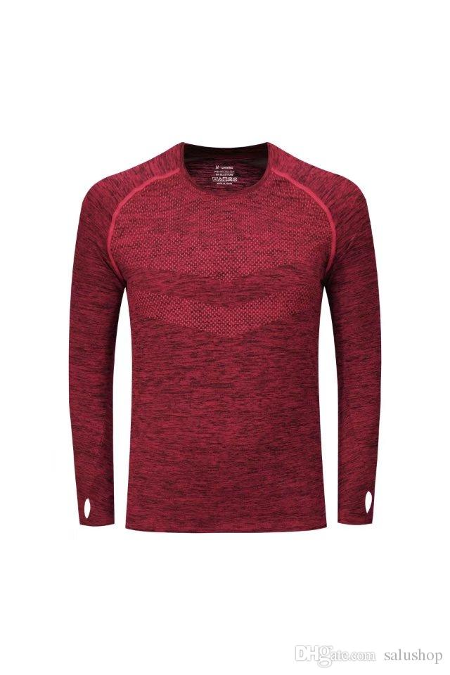 Long Sleeve Shirt ,Qucky Dry ,Plain Red Color Collared T Shirts ...
