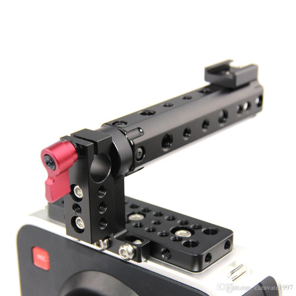 CAMVATE Üst Kolu Kamera Kavrama Destek Plakası fr BlackMagic Sinema Kamera BMCC