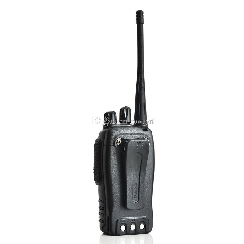 Baofeng BF-888S Walkie Talkie 5W Handfunkgerät bf 888s UHF 400-470MHz Frequenz Tragbarer CB-Funkfernmelder