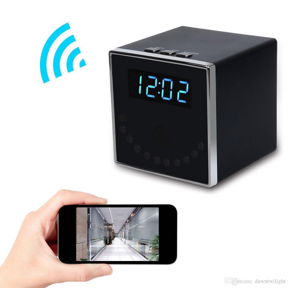 Wireless Hidden Spy Camera Hd 1080p Wifi Home Security