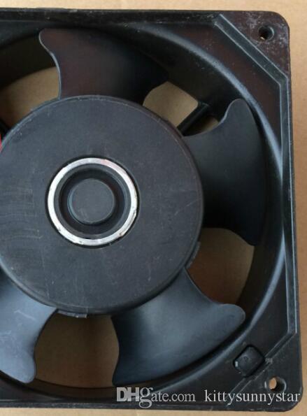 Nidec 12CM 12038 115V TA450S A30390-10 Wechselstromventilator
