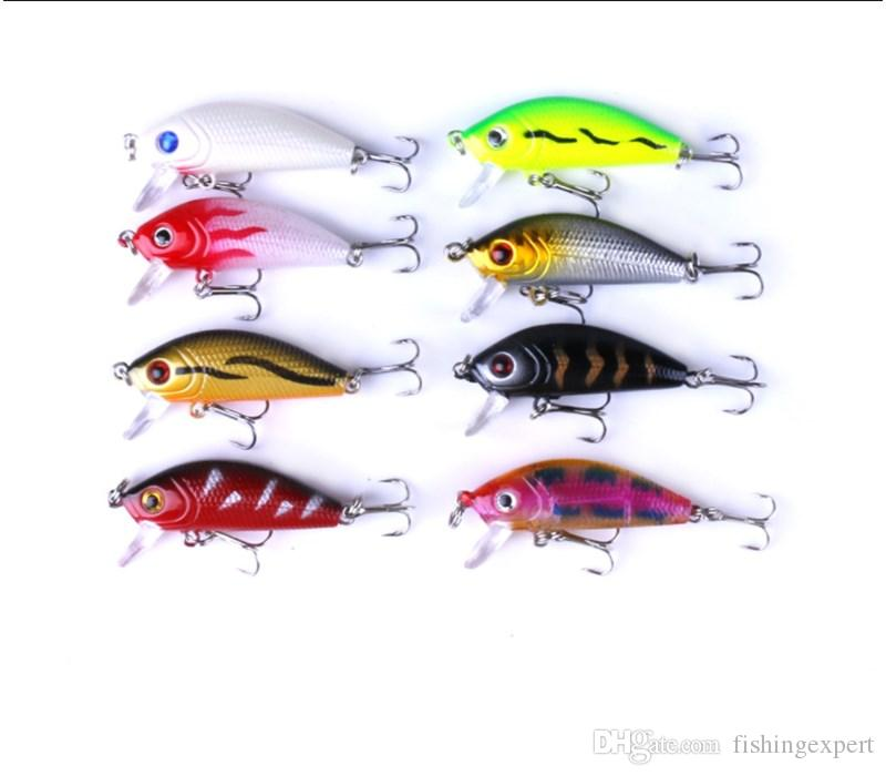 Hot Selling Minnow Fishing Lures Suits 5 Kinds Swimbaits Hard Baits 350g Plastic Crankbaits or Saltwater Long Lip Jerkbaits with Hook