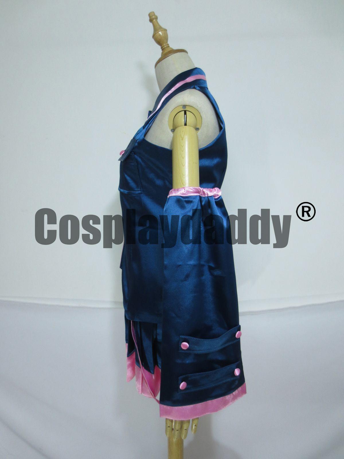 Vocaloid Familie Cosplay Kostüm - Kasane Teto Outfit
