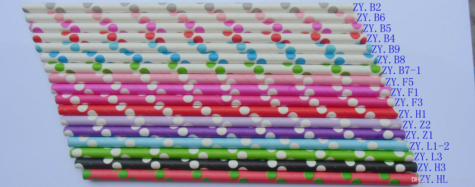 Paper Drinking Straws Floral Fiesta summer parties and cocktails Biodegradable, Excellent Quality Trendy Beautiful Paper