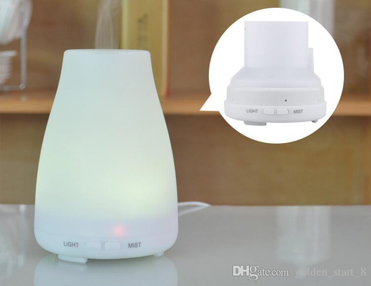 Coloré Portable Sake Bouteille Humidificateur Veilleuse Humidificateur USB Purificateur D'air Purificateur D'air outil brumisateur changement de couleur désodorisant