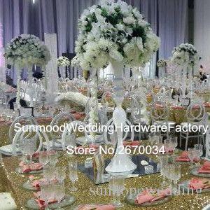 Yeni varış düğün sahne dekorasyon / parti zihinsel düğün için zemin standı geçit ayağı koridor standı düğün