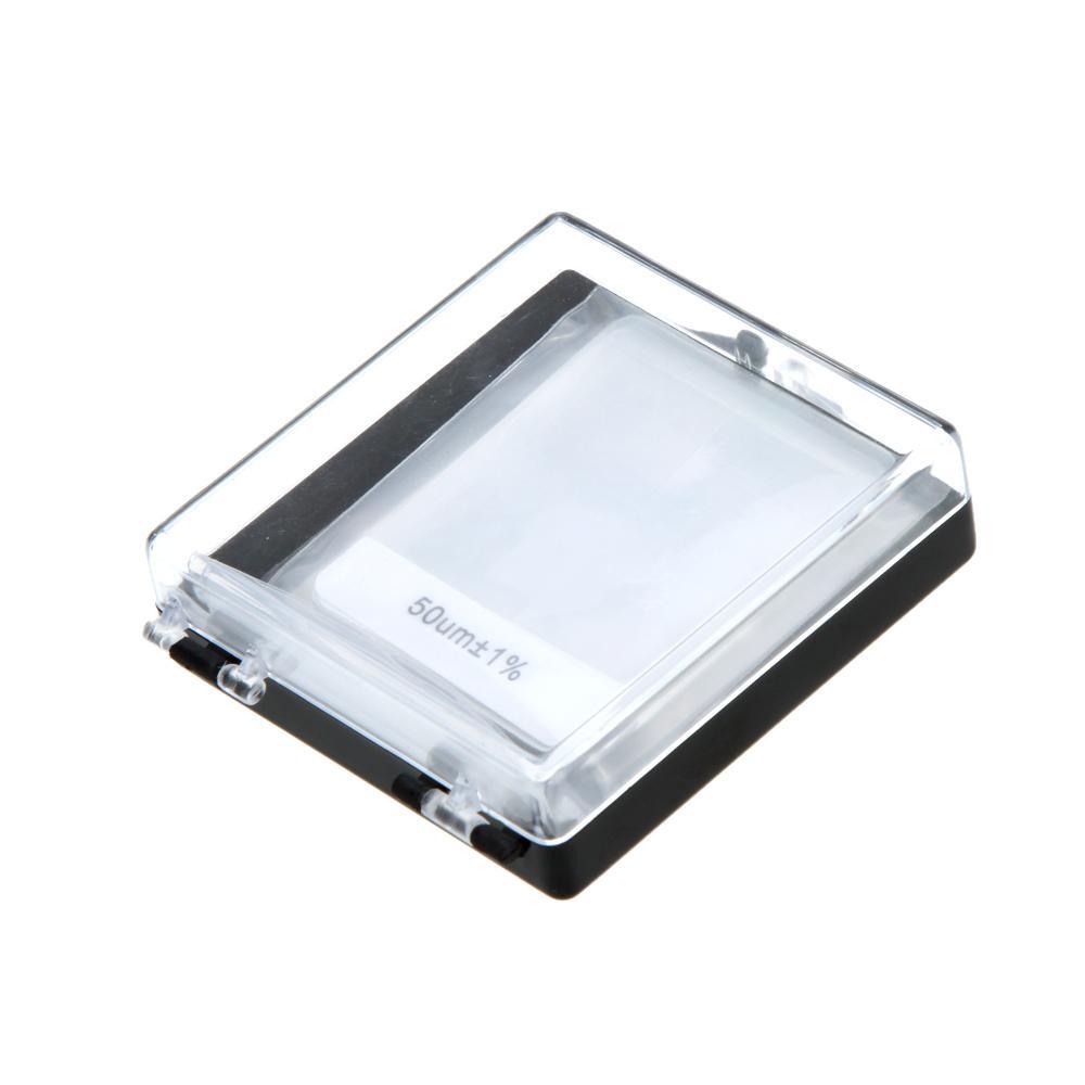 Freeshipping Alta Precisão Profissional Digital Medidor De Espessura Medidor De Espessura Medidor De Revestimento De Tinta Com Display LCD