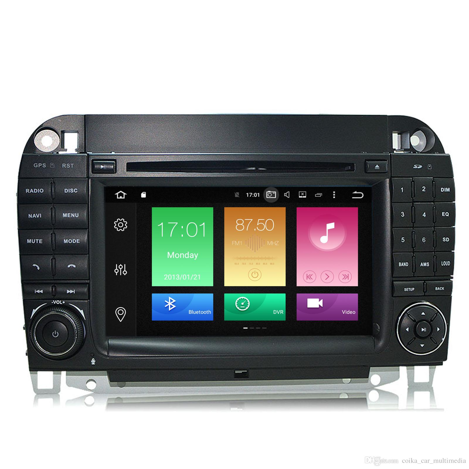 2G RAM Octa Core Anroid 6 0 1 System Auto GPS Car DVD For BENZ S