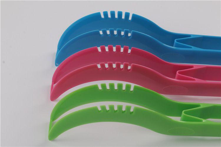 Qualitäts-Frucht-Transchiermesser mit PVC-Griff-Wassermelonen-Schneidmaschine Bequemer Wassermelonen-Schneider durch freies Verschiffen SG002