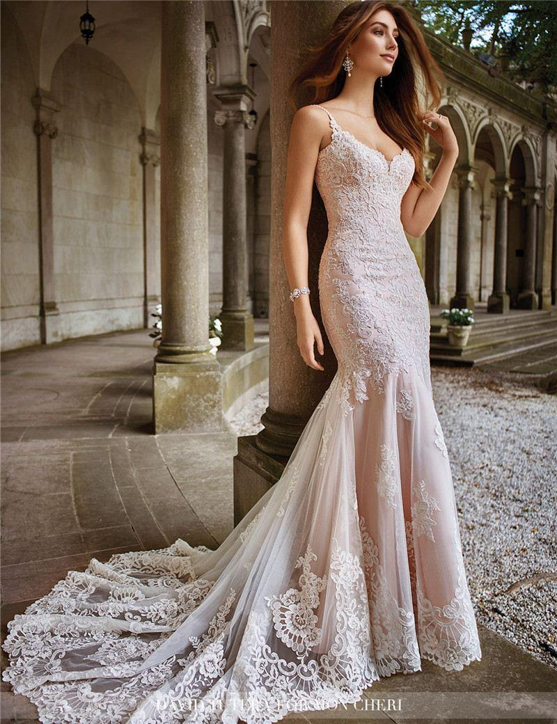 Großhandel Vestido De Casamento Günstige Brautkleid Sexy ...