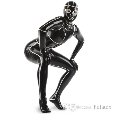 full body latex suits
