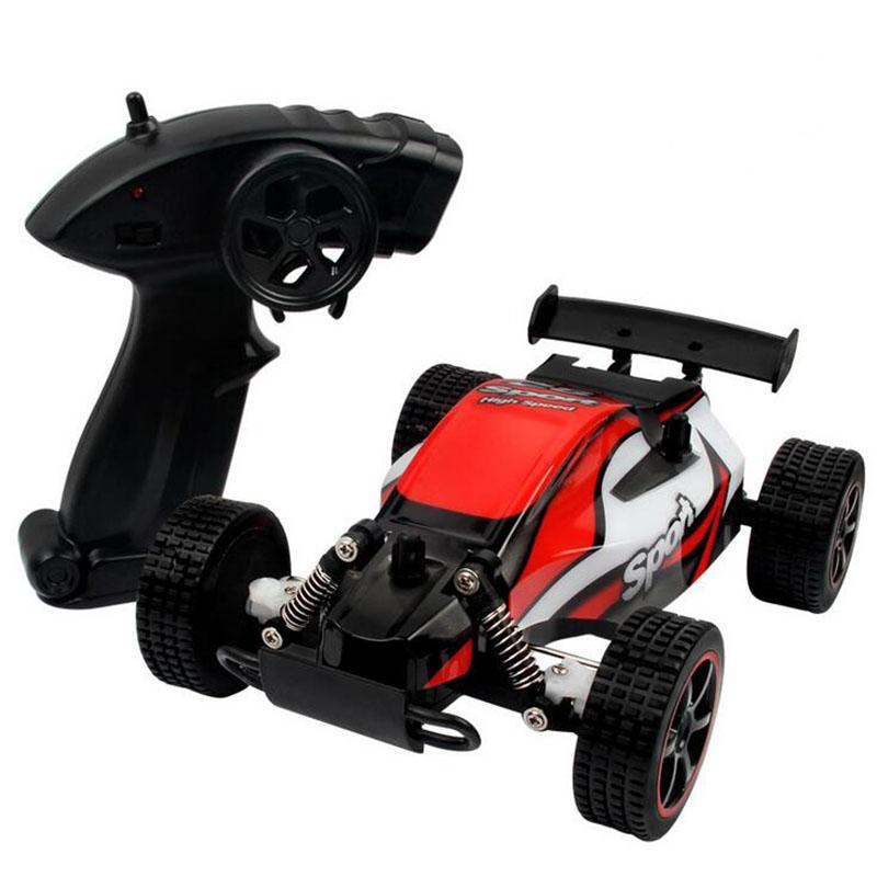 Newest Boys RC Car Electric Toys Remote Control Car 2.4G Shaft Drive Truck High Speed Control Remoto Drift Car