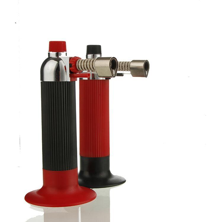 Sıcak satış toptan moda çakmak alev çakmak sprey çakmaklar jet gaz çakmaklar mutfak için faydalı araçlar ücretsiz kargo
