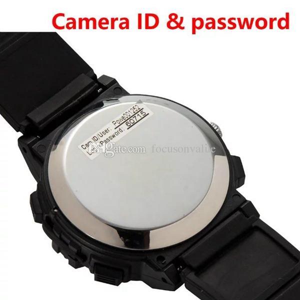 720P HD WIFI Reloj Cámara IP Reloj Cámara de monitoreo remoto 8/16 gb Reloj Soporte Proyector LED Proyector separado Grabación de voz IR Visión nocturna