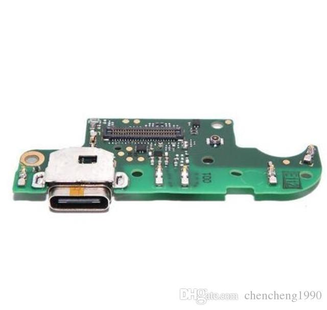 Для Huawei Google Nexus 6P оригинальный USB порт зарядки док-станция разъем PCB платы замена