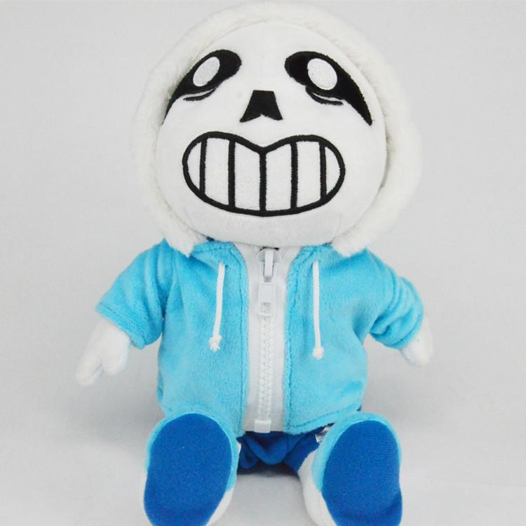 Fast shipping Undertale plush Papyrus Undyne Alphys MTT SANS flower Miss Spider Toys Animation Plush Dolls For Kids gift