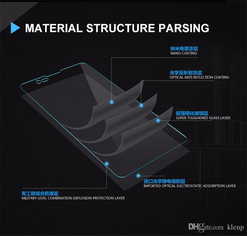 Для Samsung Galaxy S4 S5 S6 A5 A7 A8 A9 закаленное стекло-Экран протектор фильм HD взрывозащищенный 9 H 2.5 D анти аварии