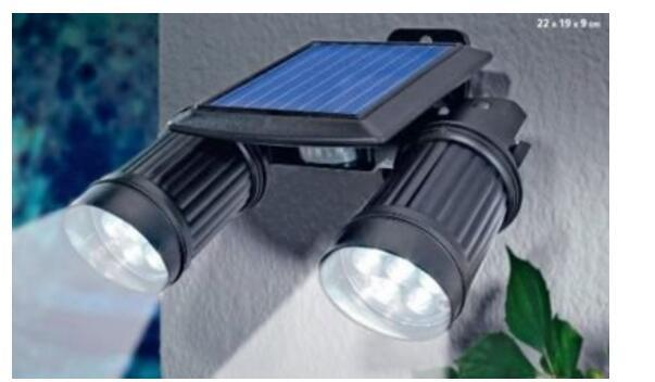 Waterproof PIR Motion Sensor 14 LEDs Solar Lights Garden Lamp Outdoor Street Light