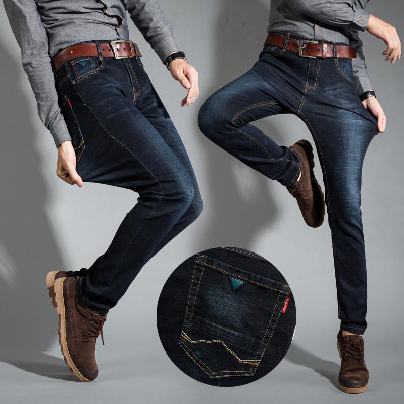2019 Wholesale Men S Jeans Mens Biker Brand Jean Homme Denim Biker Baggy  Hommes Classical Skinny Pantalon Marque De Luxe Overalls Male From Paluo 7e8b5ebbda7