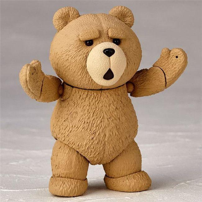 2019 Lilytoyfirm Funko Pop Movie Teddy Bear Cute Movable