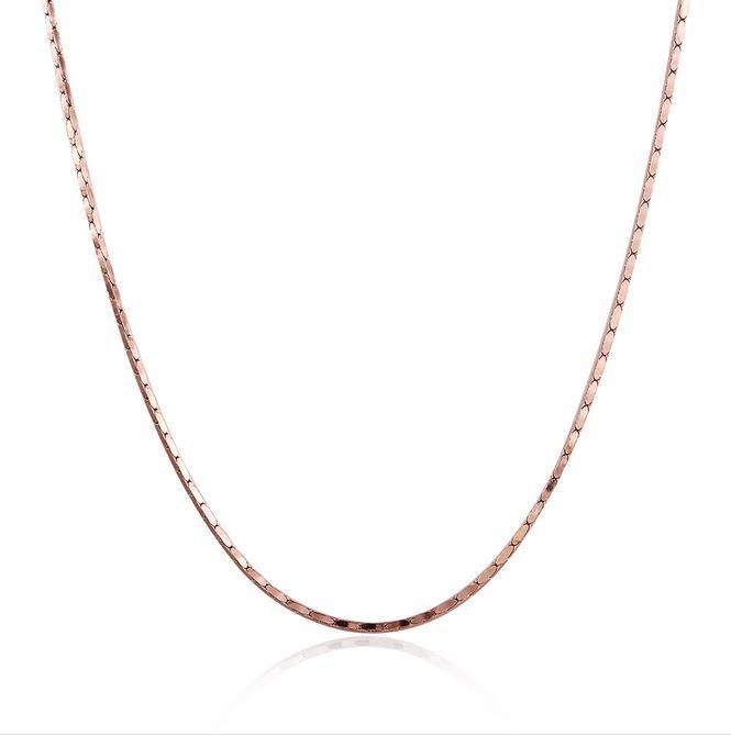 Compre Moda Colar Chain luxo Mens Mulheres Jóias 18 K Banhado A Ouro Cadeia  Colar Para Homens Mulheres Cadeias Colares Presentes Comprimento  46 Cm + 5  Cm ... 1d840dbca6