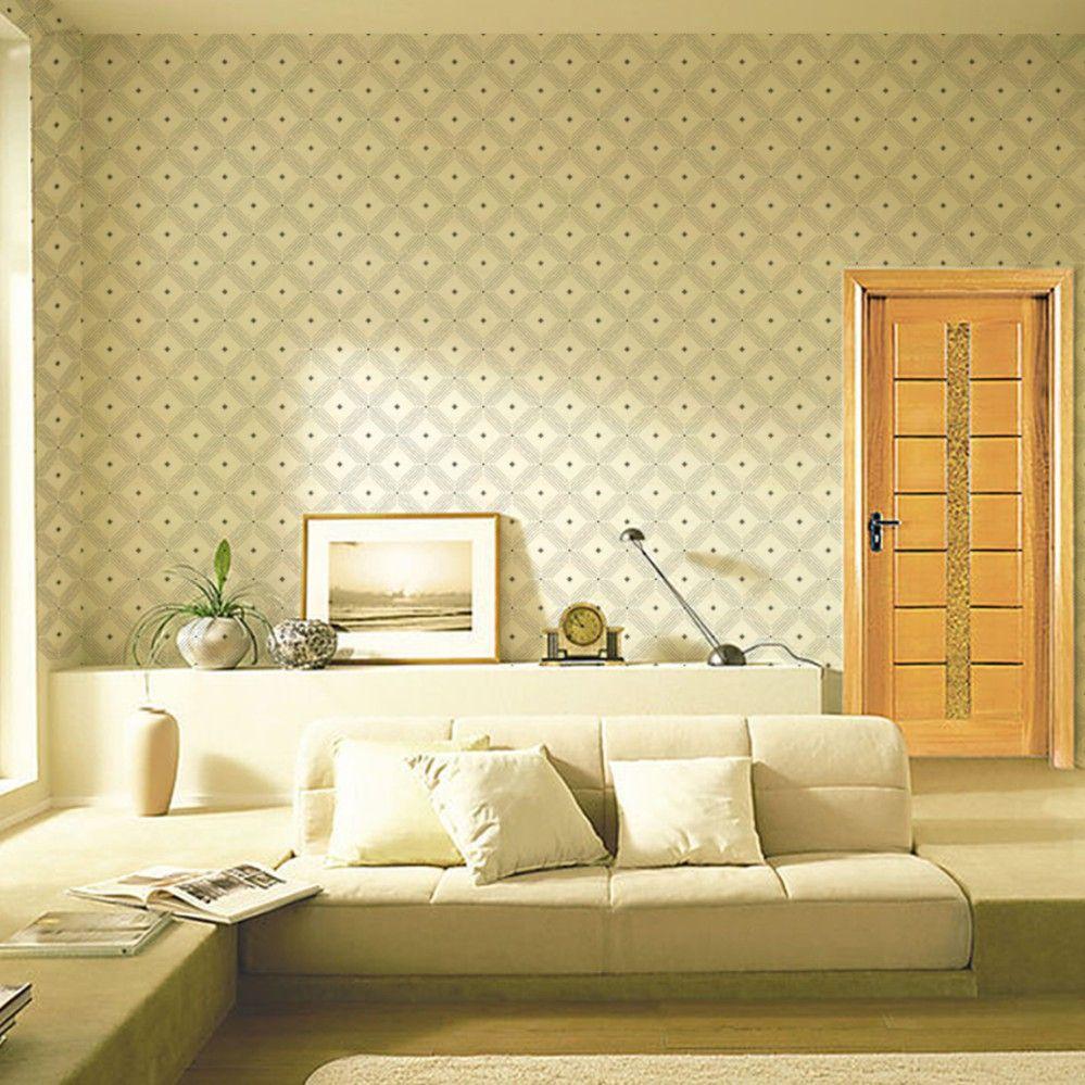 Großhandel Retro Lattice Wand Schablone Wasserdichte Diy Home Decor ...