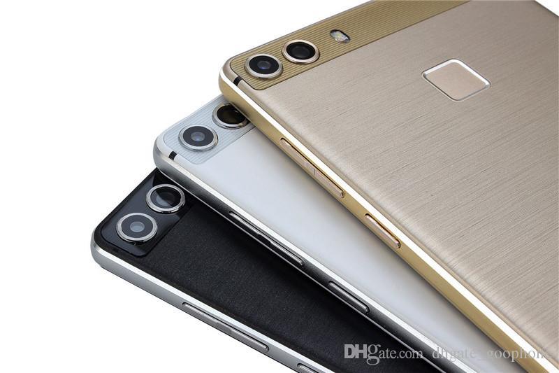 2017 livraison gratuite Huawei P9 plus Max Clone 64bit MTK 6592 octa noyau de téléphone 4g lte smartphone Android 5.0 3gb ram 6.0 pouce goophone