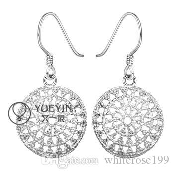 Ingrosso - Orecchini di moda in argento sterling 925 con prezzo più basso, prezzo YE112