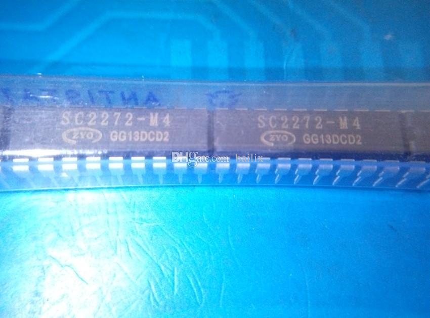 Trasporto All'ingrosso-Libero 5 lotto pezzi 2272 SC2272 SC2272-M4 DIP18 pacchetto di parti elettroniche in magazzino nuovo e originale ic