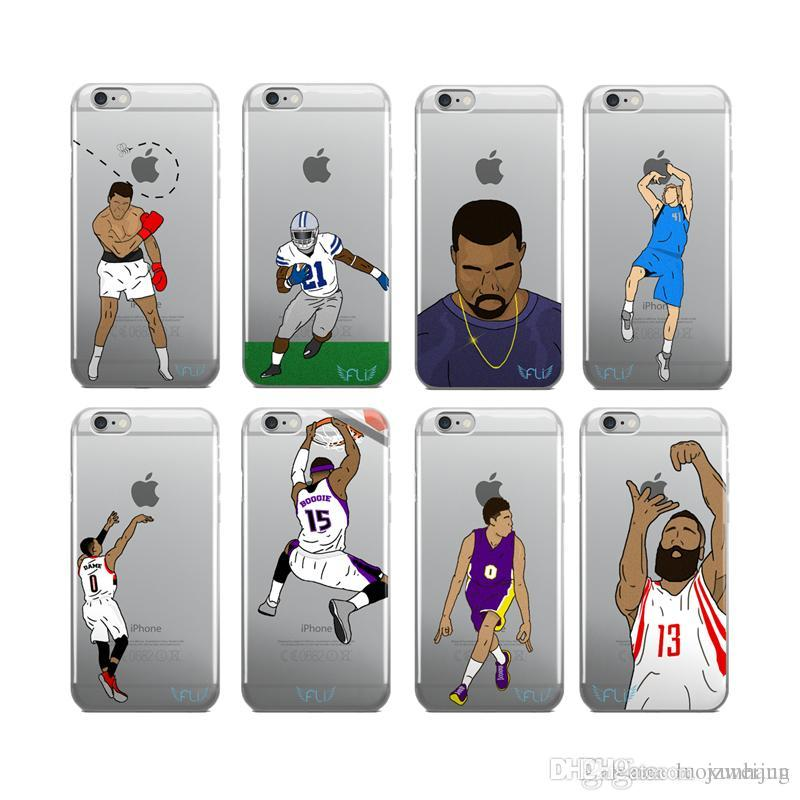 Coque Iphone  Foot