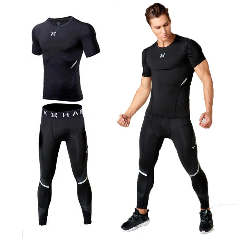 Men Workout Clothes Stretch Quick Dry Compression Tights Sport Running Suits Fitness Basketball Jerseys Reflective Outfit Workout Gym Suit Men Mens Sports ...  sc 1 st  DHgate.com & Men Workout Clothes Stretch Quick Dry Compression Tights Sport ...