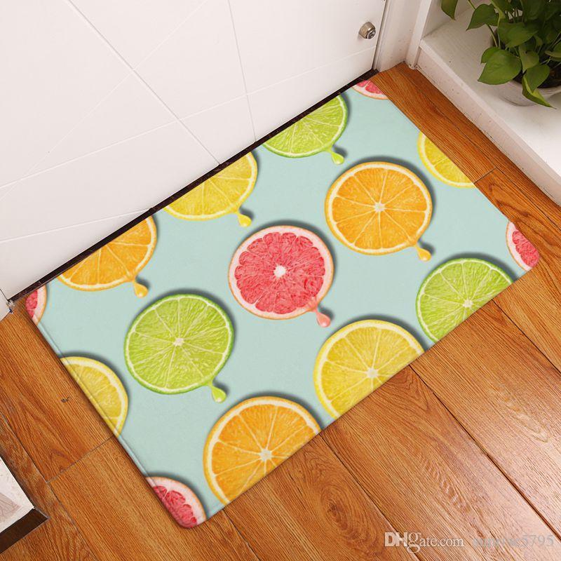 Großhandel Obst Orange Indoor Und Outdoor Teppich Rutschfeste ...