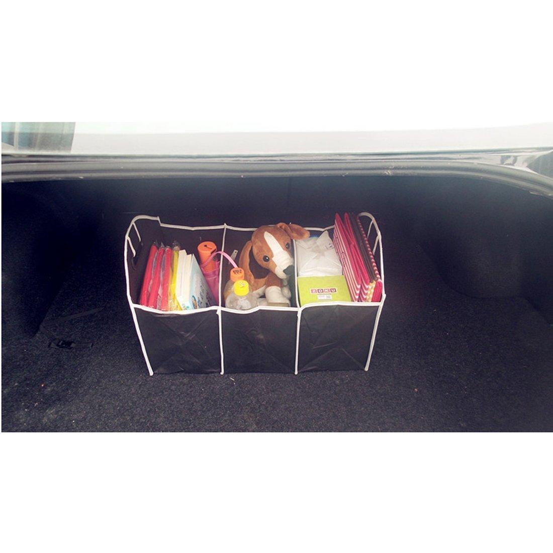 Автомобиль Магистральных Организатор Складная Портативный Карго хранение с инструментами летно вместительные вещевым Organizer Совместимости с джипом Car Truck Auto
