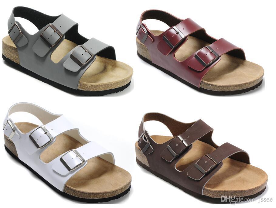 Señora antideslizante zapatillas, moda de verano mujer calzado de playa, palabra zapatillas,36,PÚRPURA GRIS