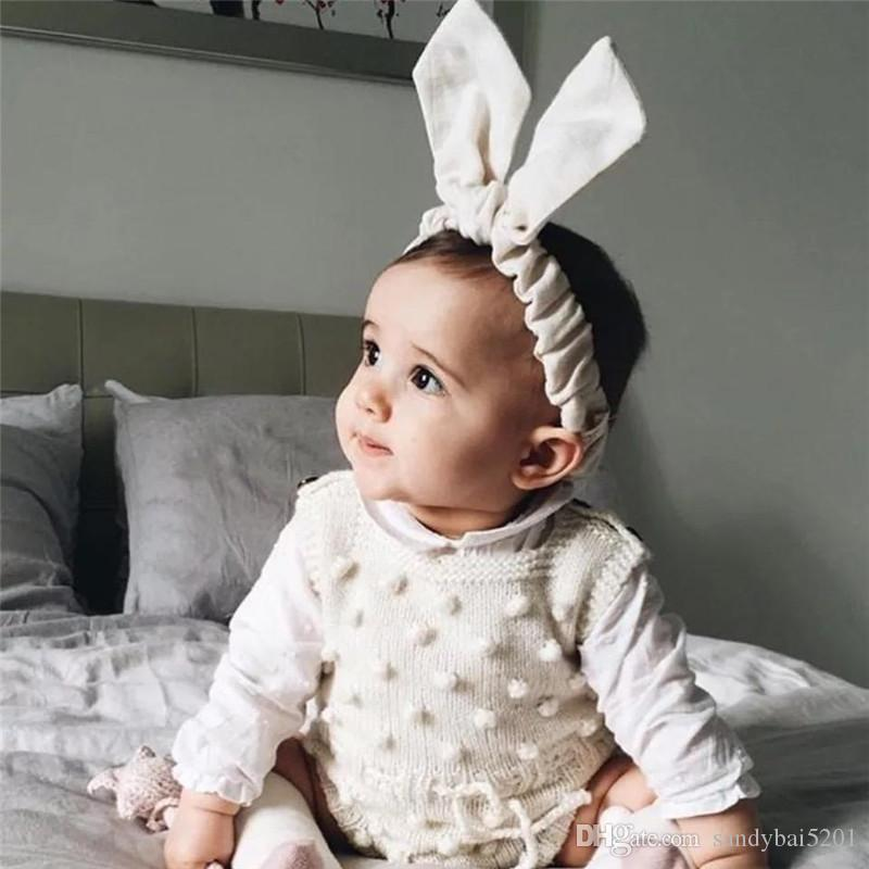 Baby Girls Crochet Rompers Kids Girls Sleeveless Wool Jumpsuit 2017 Autumn Infant Toddler One-piece Princess Romper Children Clothing B75