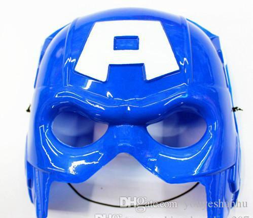 어벤저 스 마스크 슈퍼 히어로 마스크 스파이더 맨 헐크 캡틴 아메리카 배트맨 아이언 맨 마스크 극장 소품 신규 또는 아이가 좋아하는 것
