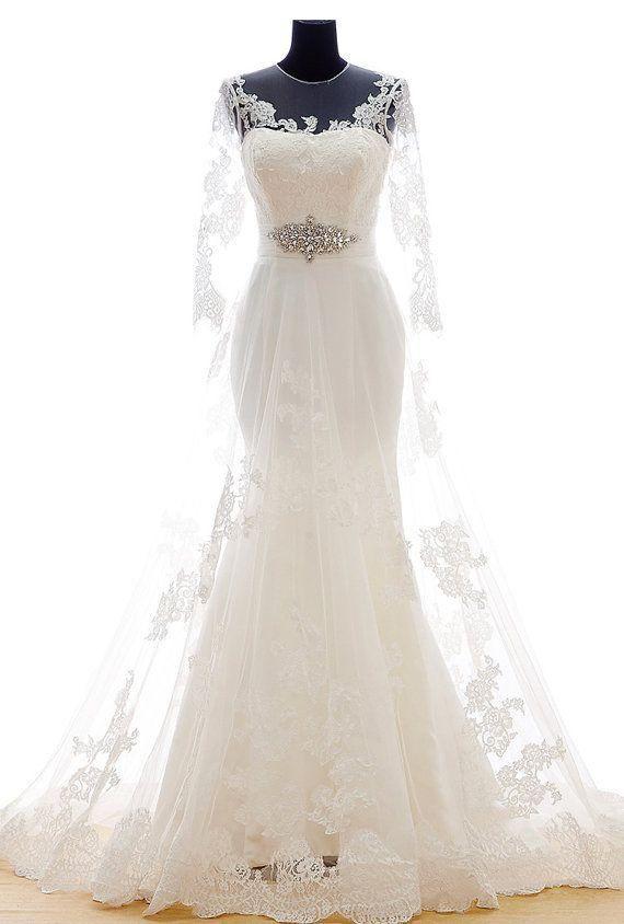 Bridal Gown 2017 Wedding Dresses Vestido De Noiva Applique Hand ...