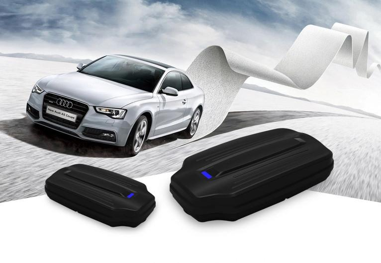 Fashion shell Anti theft Cargo Vehicle Bike MOtor GPS Tracker Free History Tracking platform Magnetic SOS USB Charger for rent company