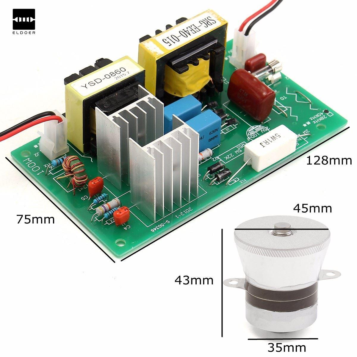 Ultrasonic Cleaning Transducer Cleaner Power Driver Board Electronic Components Integrated Circuitsicsicchina Mainland 110vac 50w 40khz High Quality Ultr China C Suppliers Circuits Online With 9103 Piece On Wcr0406s Store