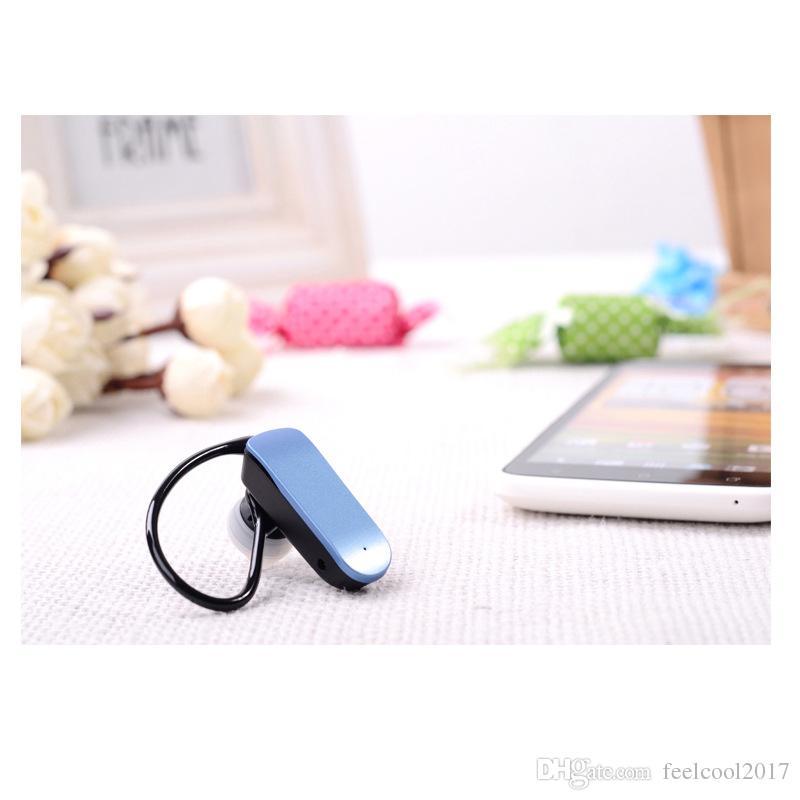 billiger Großhandel Universal Typ Mono drahtlose Bluetooth-Headset S95 / S96 Geschenk Bluetooth 4 Farbe