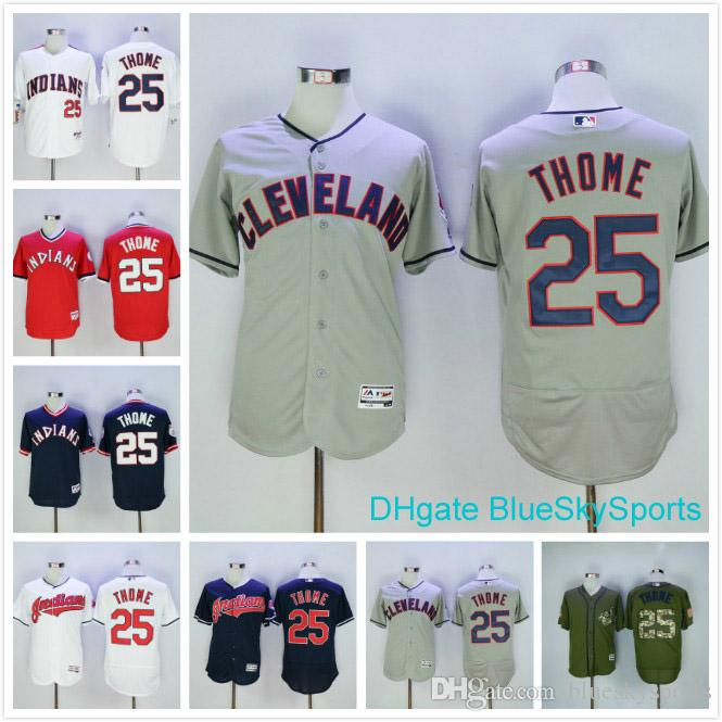 4cfde0410 ... cool base jersey 343f0 968f0; uk mens 25 jim thome indians jerseys  baseball jersey cheap 1973 1976 1978 white red navy