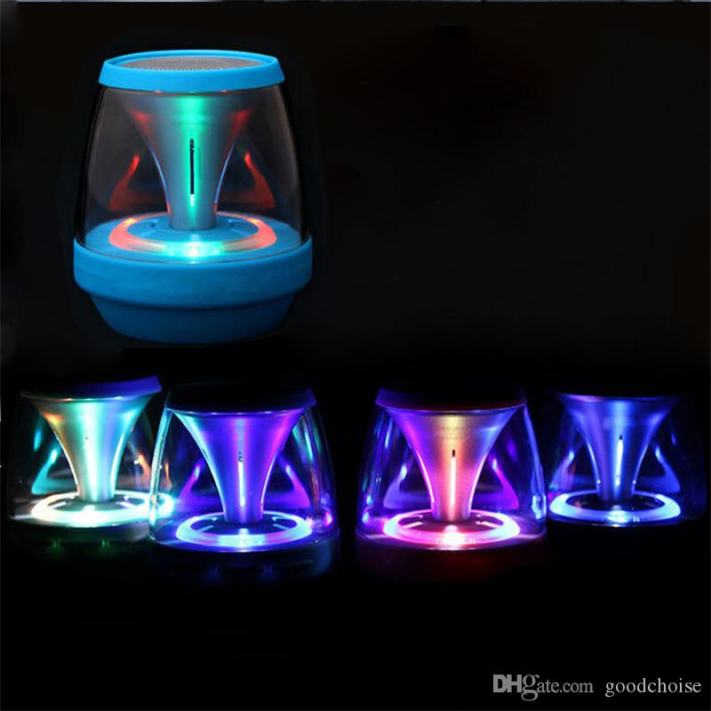 M28 Bluetooth Speaker Mini Wireless Loudspeaker LED TF USB Subwoofer bluetooth Speakers mp3 stereo audio music player