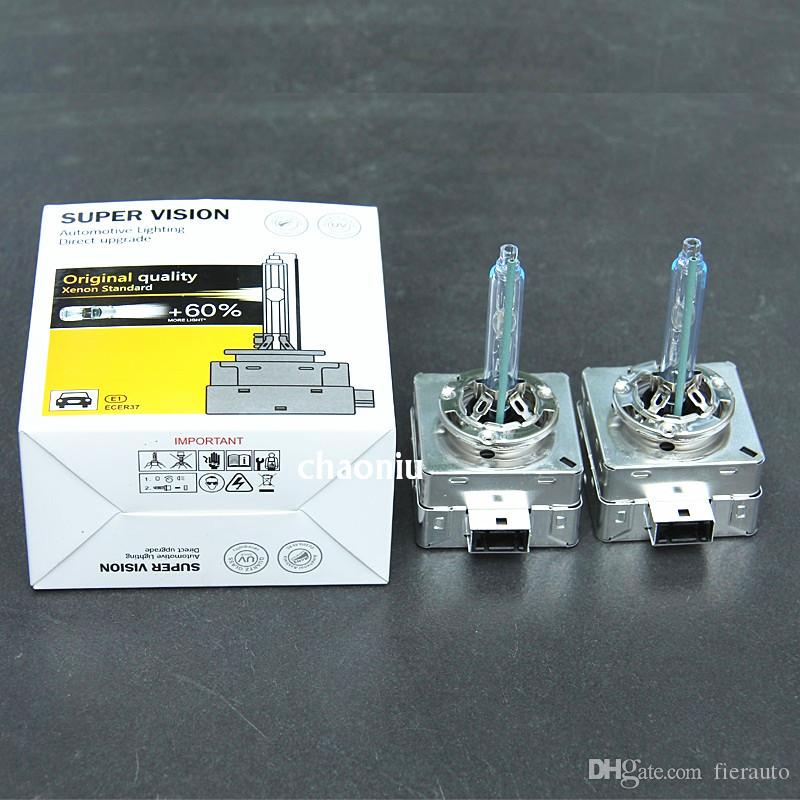 High quality 35W hid xenon D1S Replacement HID XENON D1S Bulbs 4300K 6000K 8000K