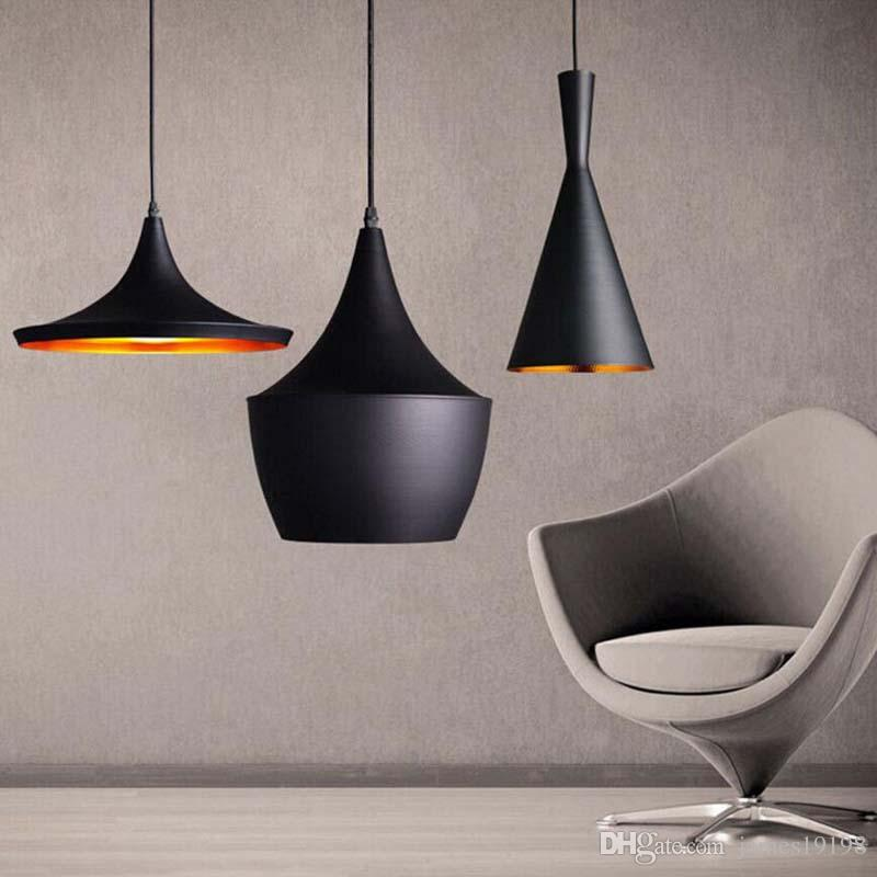 Modern chandelier together ABC Tall, Fat and Wide Design Clothes Shop Coffee Shop Pendant Lamp Beat Ligh PA0011