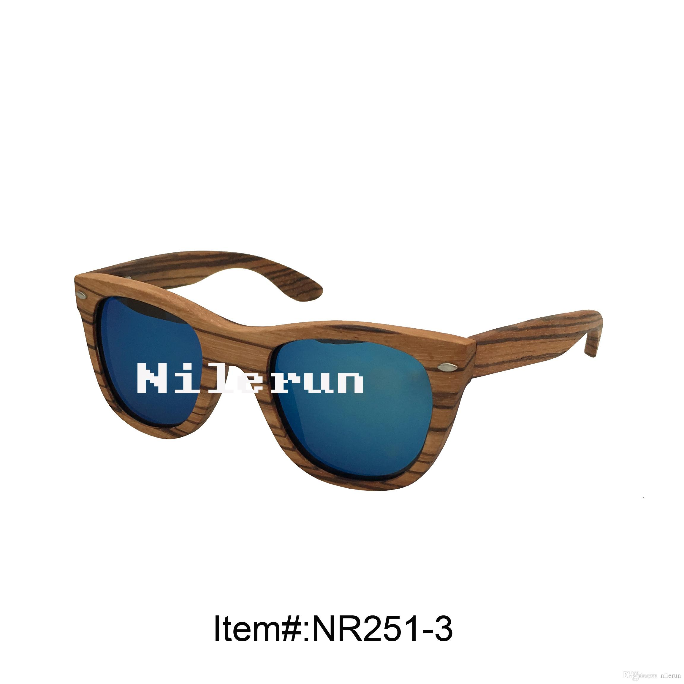 b8df7cac5f Luxury Blue Lenses Zebrawood Sunglasses with Metal Decorating Pins Luxury Wooden  Sunglasses Blue Lens Sunglasses Mirror Blue Polarized Sunglasses Online ...